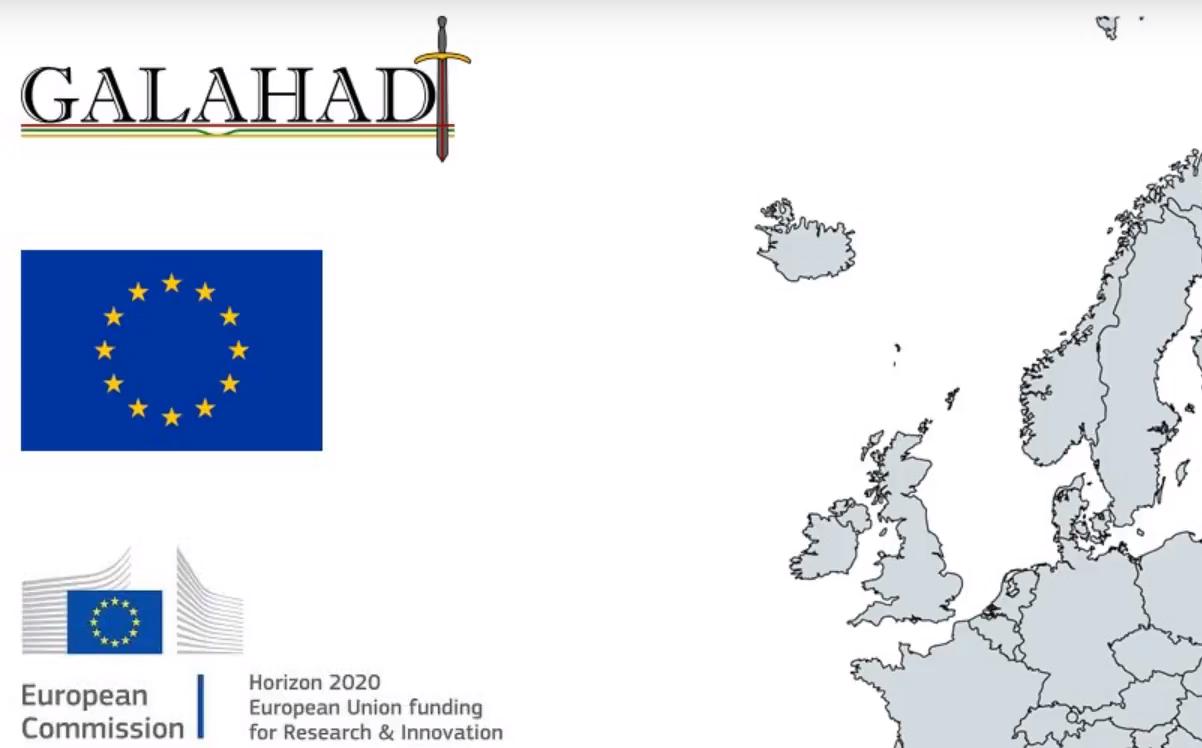Screenshot of Project Galahad video