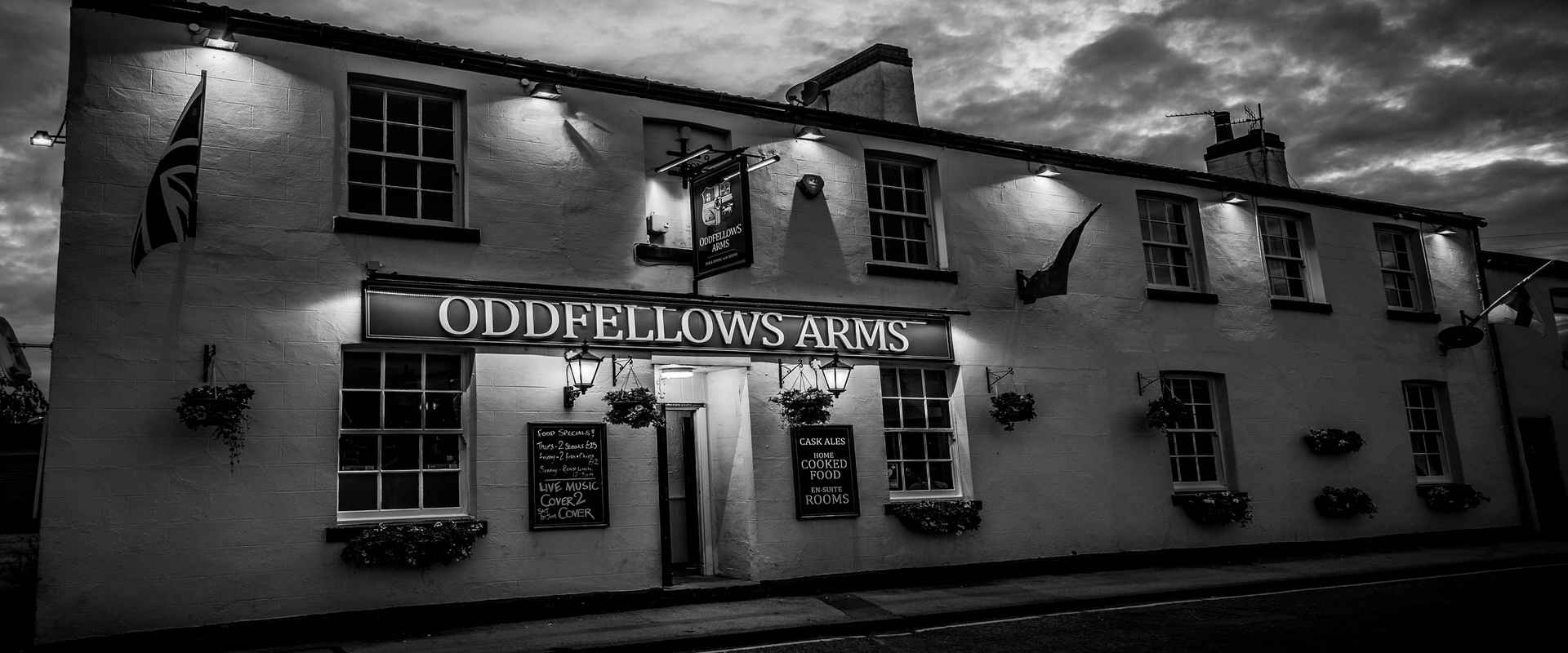 Picture of the Oddfellows Arms in Sherburn in Elmet